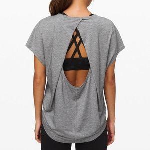 Lululemon Get Set Short Sleeve Shirt